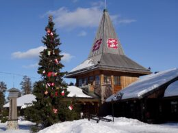 Lapland Restaurant Kotahovi is located in Santa Claus Village in Rovaniemi in Lapland just next to Santa Claus Office